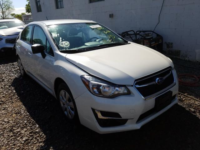 2015 Subaru Impreza en venta en Hillsborough, NJ