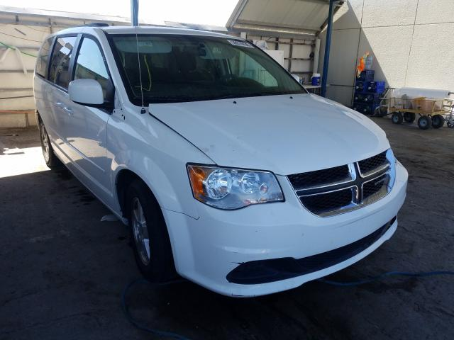 Salvage cars for sale from Copart Anthony, TX: 2012 Dodge Grand Caravan