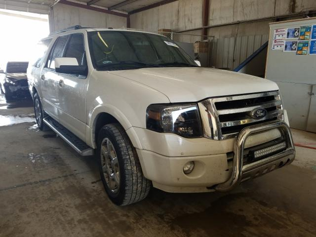 Salvage cars for sale from Copart San Antonio, TX: 2014 Ford Expedition
