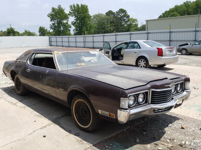 1972 Ford Thunderbird for sale in Hampton, VA