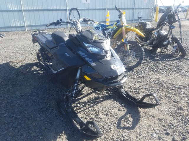Skidoo salvage cars for sale: 2018 Skidoo Snowmobile