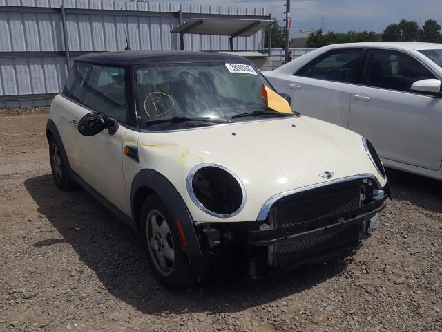 Mini Cooper salvage cars for sale: 2011 Mini Cooper