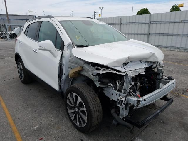 Buick salvage cars for sale: 2018 Buick Encore ESS