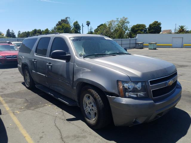 Chevrolet Suburban C salvage cars for sale: 2008 Chevrolet Suburban C