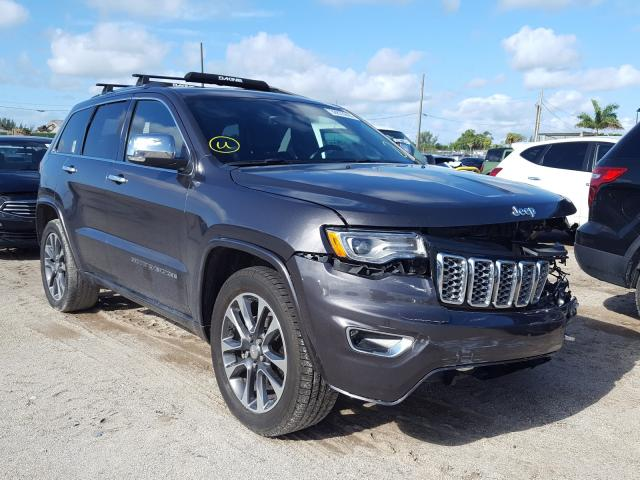 2017 Jeep Grand Cherokee for sale in West Palm Beach, FL