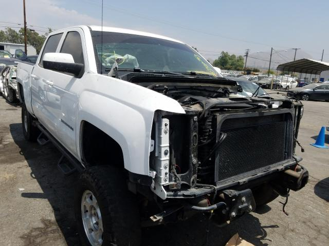 Salvage cars for sale from Copart Colton, CA: 2016 Chevrolet Silverado