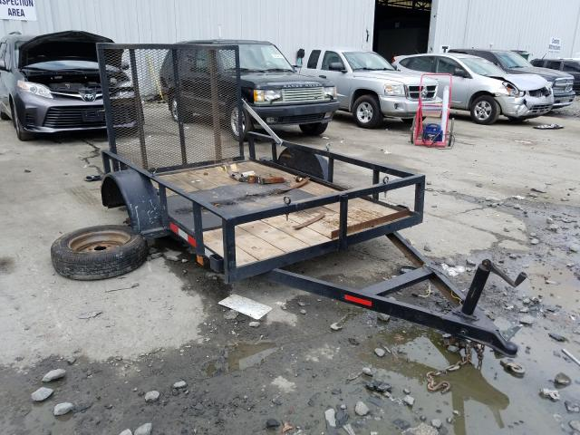 Carry-On Trailer salvage cars for sale: 2006 Carry-On Trailer