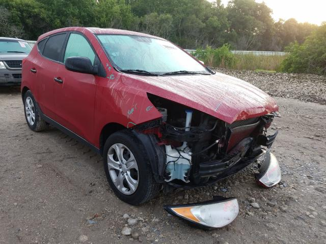 Hyundai Tucson GL salvage cars for sale: 2012 Hyundai Tucson GL
