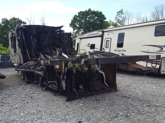5th Wheel salvage cars for sale: 2015 5th Wheel Trailer