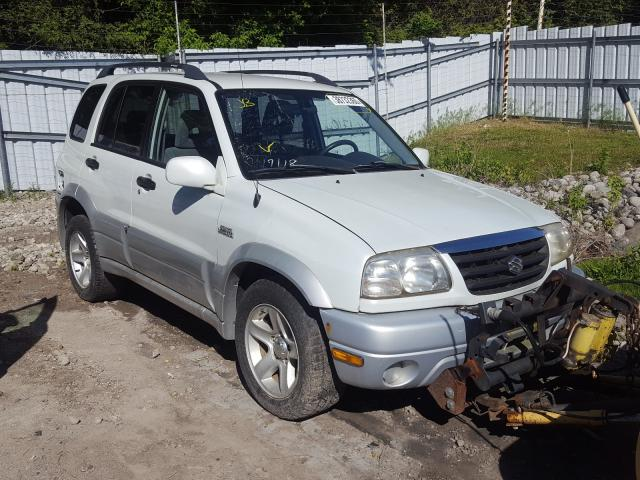 Suzuki Grand Vitara salvage cars for sale: 2003 Suzuki Grand Vitara