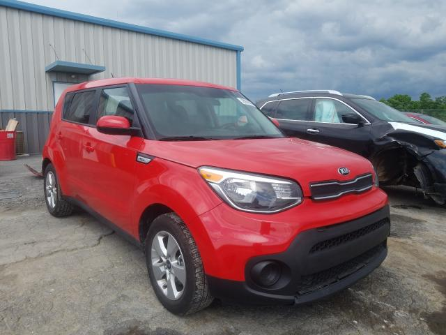 Salvage cars for sale from Copart Chambersburg, PA: 2019 KIA Soul
