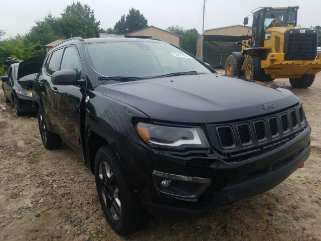 Vehiculos salvage en venta de Copart China Grove, NC: 2018 Jeep Compass TR