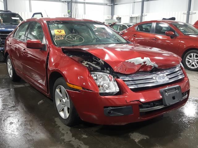 Ford salvage cars for sale: 2009 Ford Fusion SE