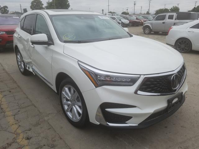 photo ACURA RDX 2019