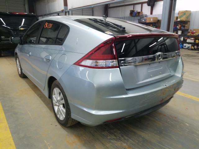купить 2012 HONDA INSIGHT EX JHMZE2H70CS004983