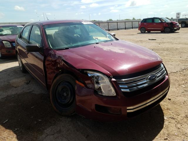 Ford Fusion S salvage cars for sale: 2007 Ford Fusion S