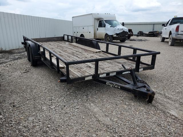 Big Dog TEX Trailer salvage cars for sale: 2007 Big Dog TEX Trailer