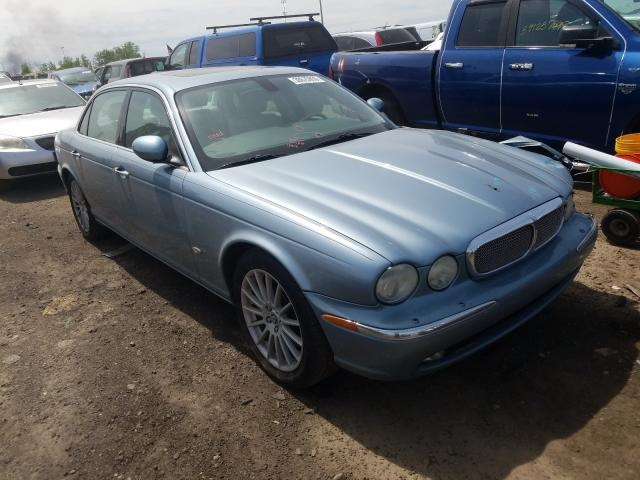 Jaguar salvage cars for sale: 2006 Jaguar XJ8 L