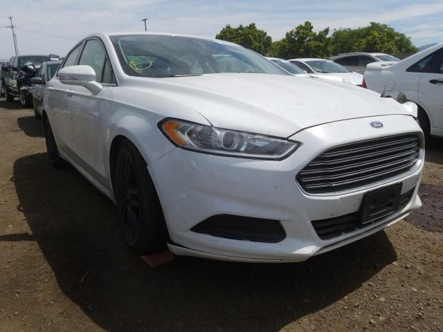 2016 Ford Fusion Se 2.5L, VIN: 3FA6P0H77GR359174