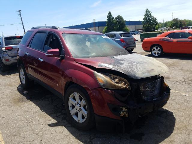 Saturn Outlook XE salvage cars for sale: 2010 Saturn Outlook XE