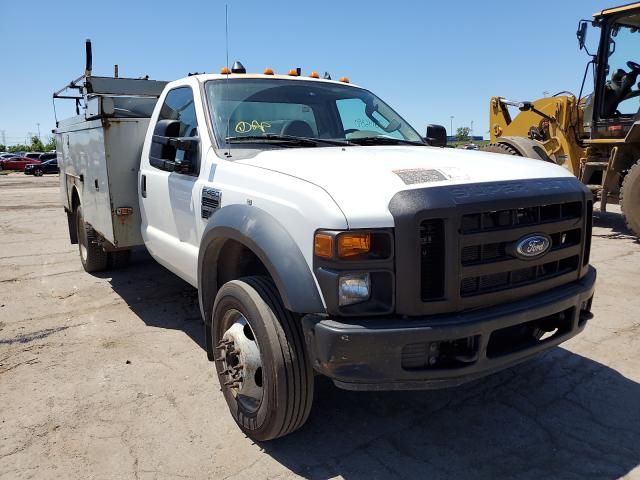 Ford F450 Super salvage cars for sale: 2008 Ford F450 Super