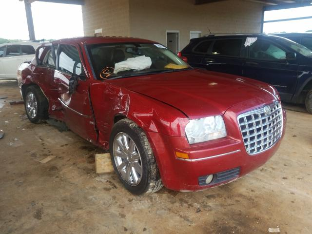 Chrysler salvage cars for sale: 2009 Chrysler 300 Touring