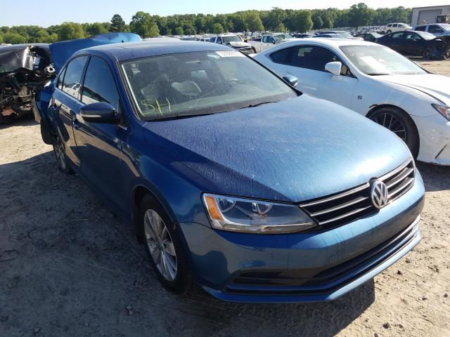 Salvage cars for sale at Conway, AR auction: 2016 Volkswagen Jetta