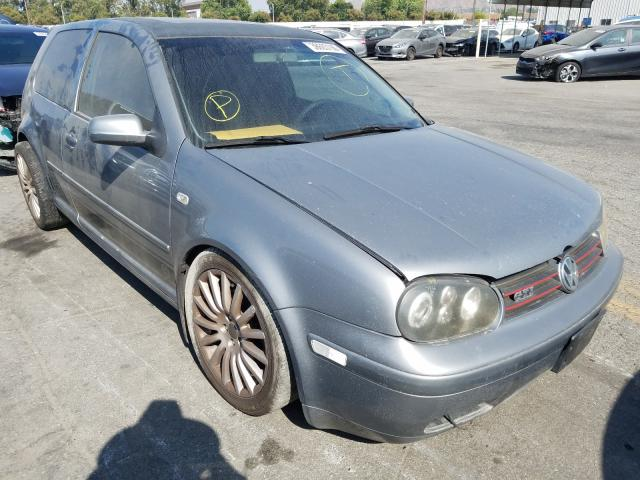 Volkswagen GTI salvage cars for sale: 2005 Volkswagen GTI