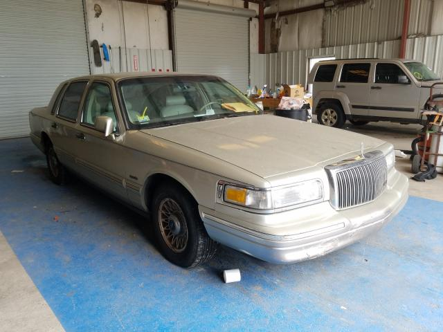 1997 Lincoln Town Car en venta en New Orleans, LA