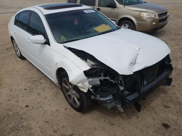 Nissan salvage cars for sale: 2008 Nissan Maxima SE