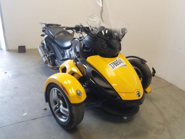 Can-Am Spyder salvage cars for sale: 2008 Can-Am Spyder