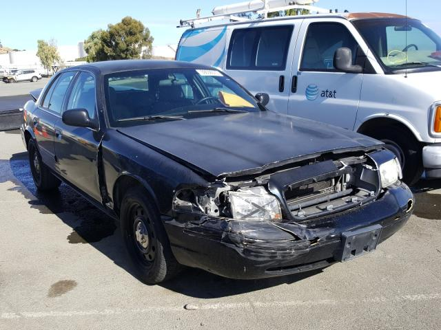 Ford Crown Victoria salvage cars for sale: 2010 Ford Crown Victoria