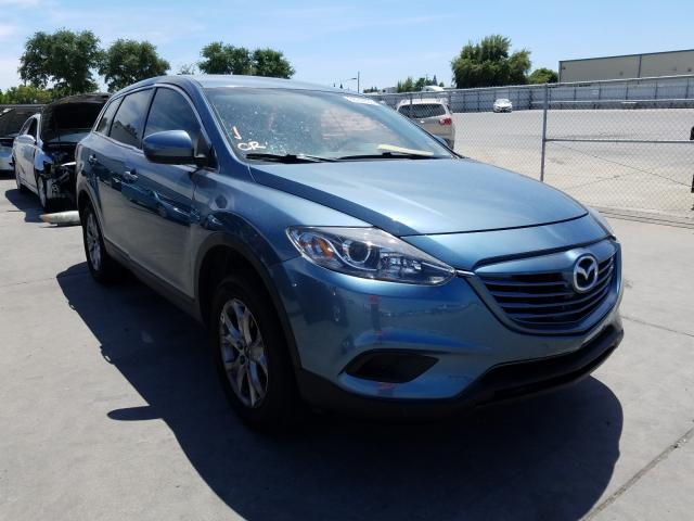 Mazda salvage cars for sale: 2014 Mazda CX-9 Sport