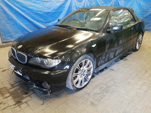 BMW 318CI SPOR - 2004 rok