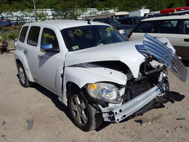 Salvage cars for sale from Copart Mendon, MA: 2007 Chevrolet HHR LT