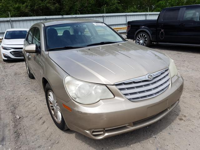 Salvage cars for sale from Copart Glassboro, NJ: 2009 Chrysler Sebring TO