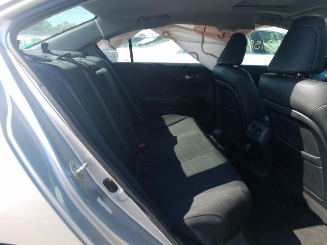 1HGCR2F82EA173470 2014 Honda Accord Exl 2.4L
