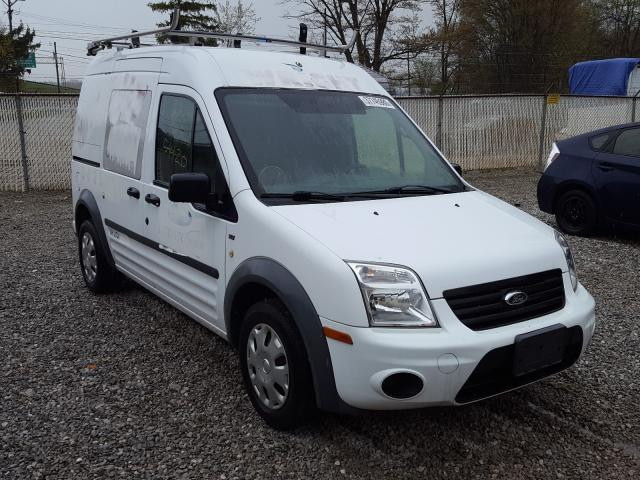 Salvage cars for sale from Copart Northfield, OH: 2013 Ford Transit CO
