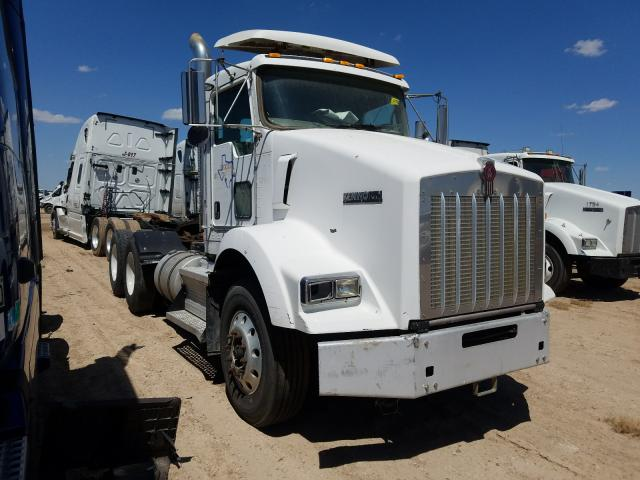 Kenworth Constructi salvage cars for sale: 2008 Kenworth Constructi