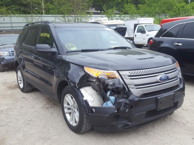 2015 Ford Explorer 3.5L