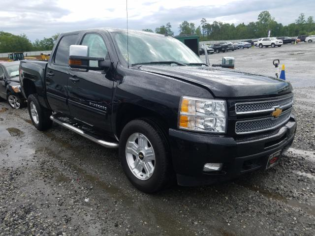 2013 Chevrolet Silverado for sale in Spartanburg, SC