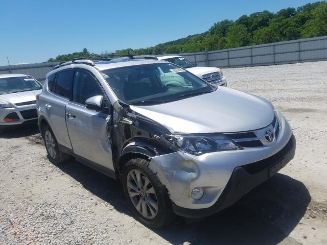 Salvage cars for sale from Copart Prairie Grove, AR: 2015 Toyota Rav4 Limited