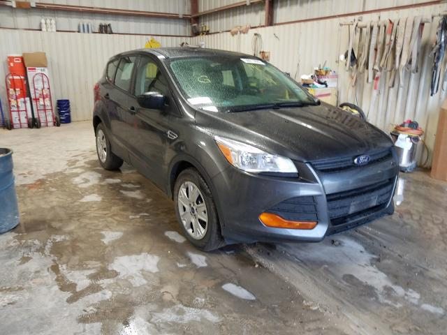 2016 Ford Escape S 2.5L, VIN: 1FMCU0F75GUB97316