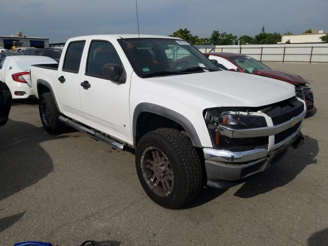 Salvage cars for sale from Copart Bakersfield, CA: 2007 Chevrolet Colorado