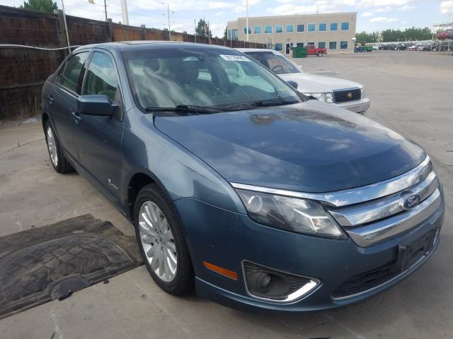 2012 Ford Fusion Hybrid for sale in Littleton, CO