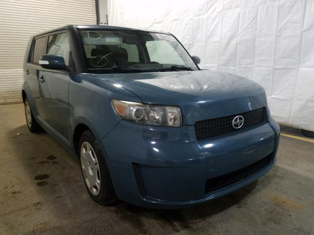 Salvage cars for sale from Copart Central Square, NY: 2008 Scion XB