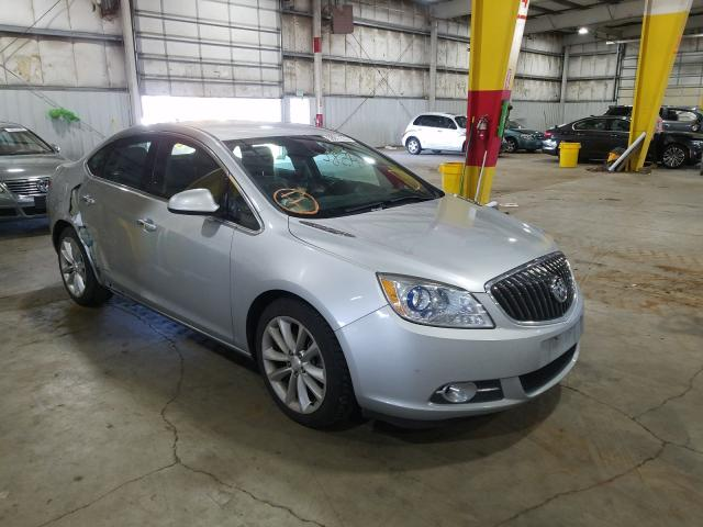 Salvage cars for sale from Copart Woodburn, OR: 2012 Buick Verano CON