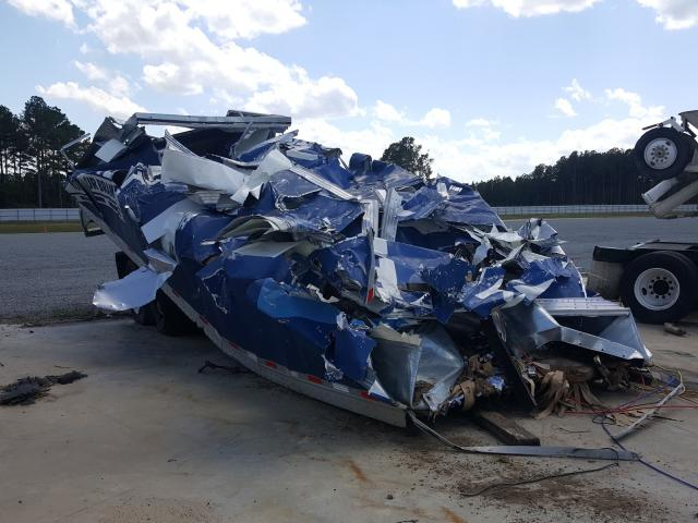 Salvage cars for sale from Copart Lumberton, NC: 2020 Trail King Vanguard