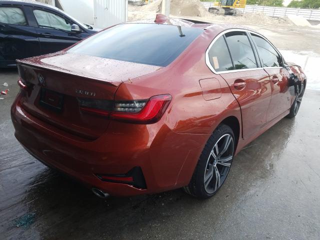 цена в сша 2020 BMW 330I  3MW5R1J02L8B30546