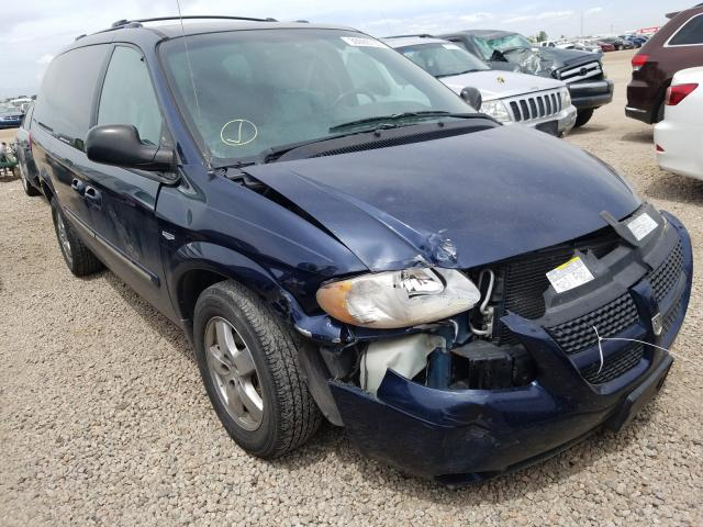 Salvage cars for sale from Copart Brighton, CO: 2004 Dodge Grand Caravan
